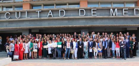 Un total de 56 profesionales finalizan su formación como especialistas en el Hospital de Albacete