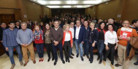 'El PSOE es el único partido capaz de gestionar el presente y gestionar un futuro de progreso para España'