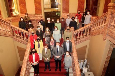 Arranca el 40º Concurso Jóvenes Pianistas 'Ciudad de Albacete', en el que participan 25 intérpretes