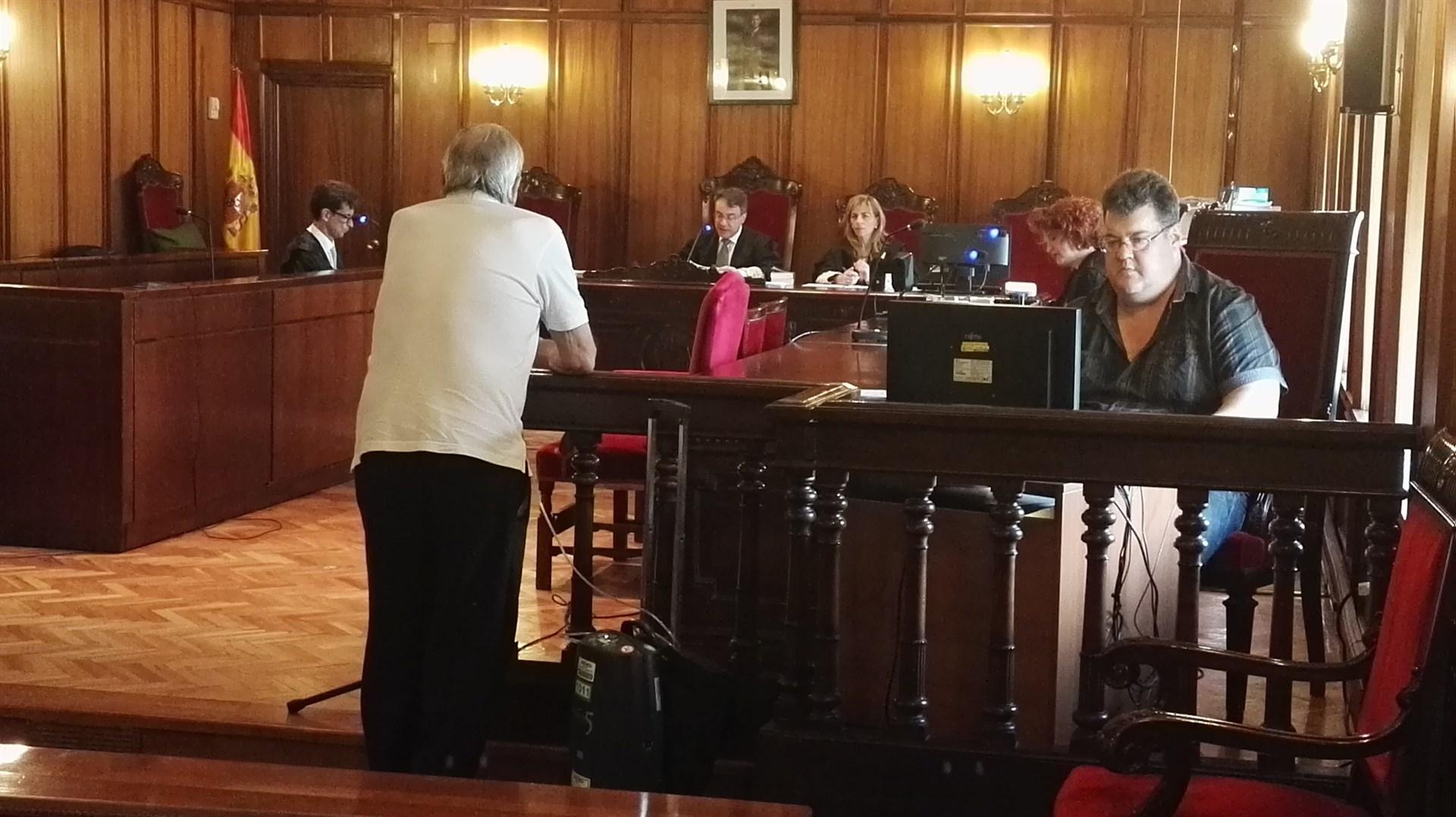 el acusado de haber cometido abusos sexuales de forma continuada y dos delitos de provocacin en dos nias menores de edad en albacete gtc ha declarado
